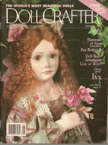 (Doll Crafter Magazine - January 1994 (Single Issue Magazine))