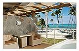 276733-barcelo-bavaro-palace-deluxe tourist souvenir Furniture & Decorations magnet fridge magnets