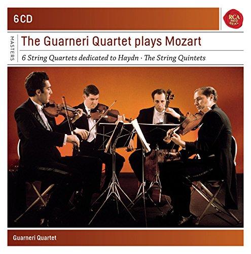 Michael Tree - Mozart:The Guarneri Quartet plays String Quartets and Quintets