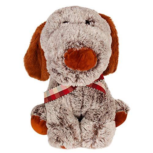 Cuddles Sitting Dog, 31cms
