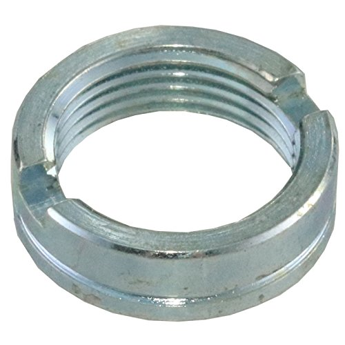 Eckler's Premier Quality Products 25176959 Corvette Windshield Wiper Switch Nut
