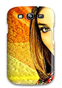 STWanke Perfect Tpu Case For Galaxy S3/ Anti-scratch Protector Case (kareena Kapoor 2010)