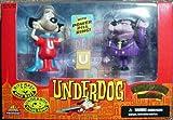 Classic Underdog Exclusive Premiere Riff Raff and Underdog PVC Figures thumbnail