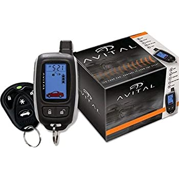 avital 5303l security remote start system car. Black Bedroom Furniture Sets. Home Design Ideas