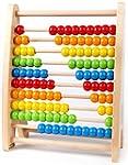 Hape HAP-E0412 Rainbow Bead Abacus