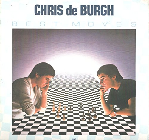 Chris De Burgh - BEST MOVES LP (VINYL ALBUM) UK A&M 1981 - Zortam Music