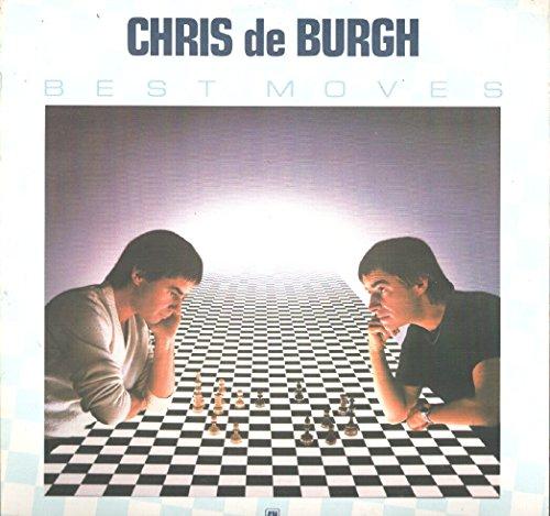 Chris De Burgh - BEST MOVES LP (VINYL ALBUM) UK A&M 1981 - Zortam Music
