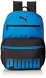 Puma Little Boy's Puma Meridian Jr. Kids Backpack Accessory, Blueblack, Youth