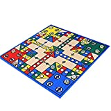 Home Flying Chess Game Printed Carpet Square Parlor Floor Mat Living Room Children Adult Games Play Rug Kids Decoration