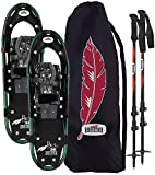Redfeather Men's Hike 30 Snow Shoe Kit, Recreational Series -1600