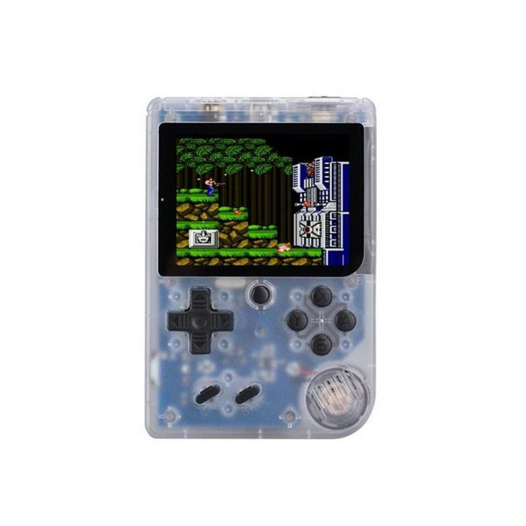 Pagacat Portable Built-in 168 Games Mini Handheld Game Console Handheld Games