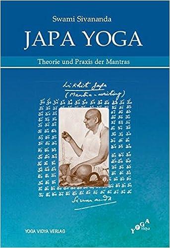 Japa Yoga - Theorie und Praxis der Mantras: Amazon.es: Swami ...