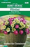 Ferry Morse 2179 Conatiner Combinations, Petunia-Flirtini