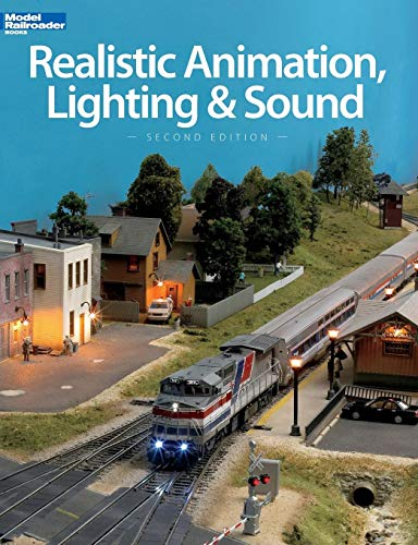 Realistic Animation, Lighting & Sound (Model Railroader Books) for $<!--$12.18-->
