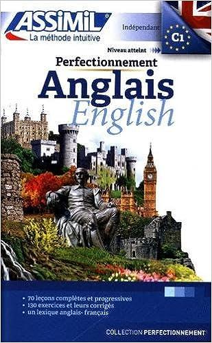 assimil perfectionnement anglais livre