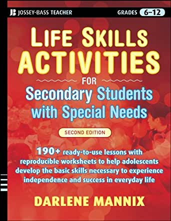 Free Worksheets education com free worksheets : Amazon.com: Life Skills Activities for Secondary Students with ...