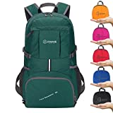 Cheap ZOMAKE Ultra Lightweight Hiking Backpack, 35L Foldable Water Resistant Travel Daypack Packable Backpack for Outdoor Camping (Army Green)