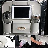 Gold Happy Fashion Car seat Storage Bag car seat