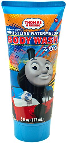 Thomas & Friends Whistling Watermelon Body Wash, 6 Fl. - Thomas Mall