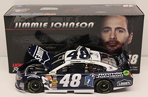 Jimmie Johnson 2014 Jimmie Johnson Foundation 1:24 Nascar Diecast