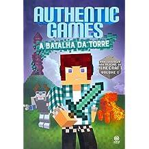 Authentic Games. A Batalha da Torre!