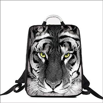 Luxburg® Design Bolsa mochila de diseño para ordenador portátil, multifuncional