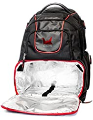 Meal Management Fitness Nutrition Backpack Bag Rugged with Cooler Lining Compartment Container Multiple Ventilated...