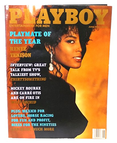 Playboy Magazine, June 1990