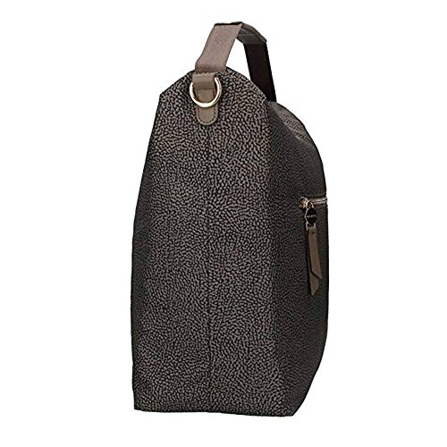 ardesia Gray Women Bags Grigio Borbonese Bag 934237296 Shoulder xU6wqYqz