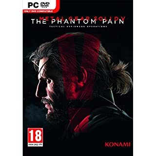 Metal Gear Solid V: The Phantom Pain (PC DVD)