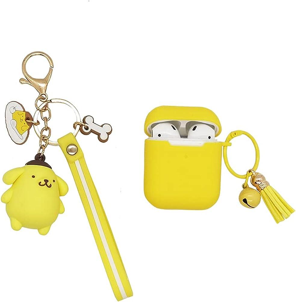 sailorsunny Cartoon Keychain Hello Kitty Womens Purse Charms For Handbags Decor Accessories Cute Key Chain Anime Cartoon Melody Keychains Kawaii Purse Charms Women Cute Keychain Car Key Chain For Women (PP), 6x13cm