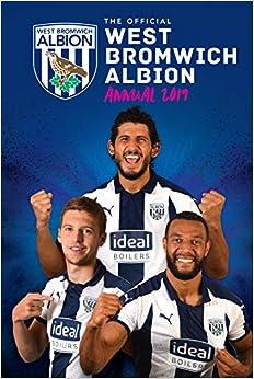 Descargar Desde Utorrent Official West Bromwich Albion Annual 2019 Paginas De De PDF