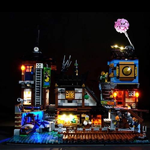 FenglinTech LED Light Kit for Lego 70657 Building