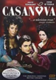 Masterpiece Theater: Casanova [DVD] [2005] [Region 1] [US Import] [NTSC]