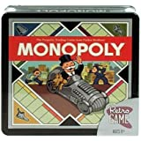 Monopoly by Parker Brothers Retro Game by Parker Brothers