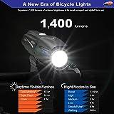 Cygolite Ranger – 1,400 Lumen Bike Light – 5
