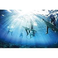 Grupo Erik Editores Surfers–poster, 61x 91.5cm