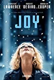 "JOY Movie Poster, 12 x 18"" Inches - Theater Quality (THICK 8 Mil) - Jennifer Lawrence, Bradley Cooper"