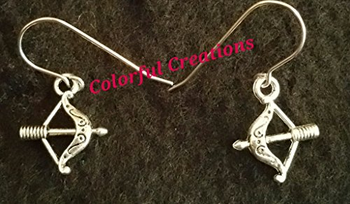 Lord Rings Legolas Bow - Legolas's Bow Earrings