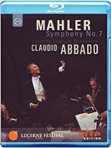 Abbado Conducts Symphony 7 [Blu-ray] [Import]