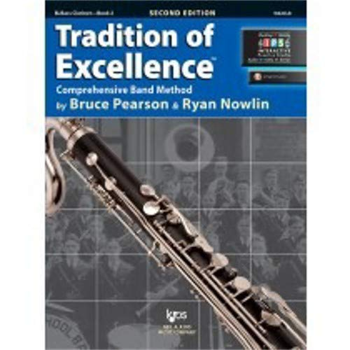(W62CLB - Tradition of Excellence Book 2 - Bb Bass Clarinet)