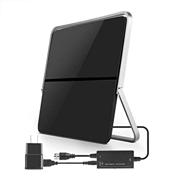 Amazon.com: Antena HDTV, antena de TV digital para ...