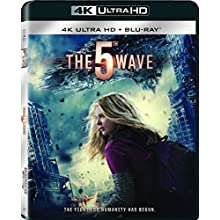 The 5th Wave [Blu-ray] (2016)