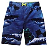 Ocean Pacific OP Boy's Shark Swim Shorts