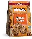Mi-Del Swedish Style Cookies, Ginger Snaps, 10