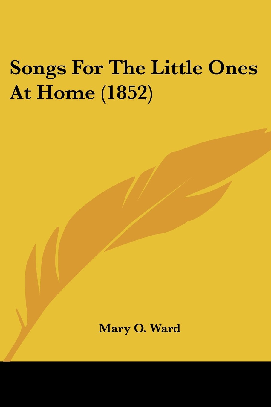 Download Songs For The Little Ones At Home (1852) pdf