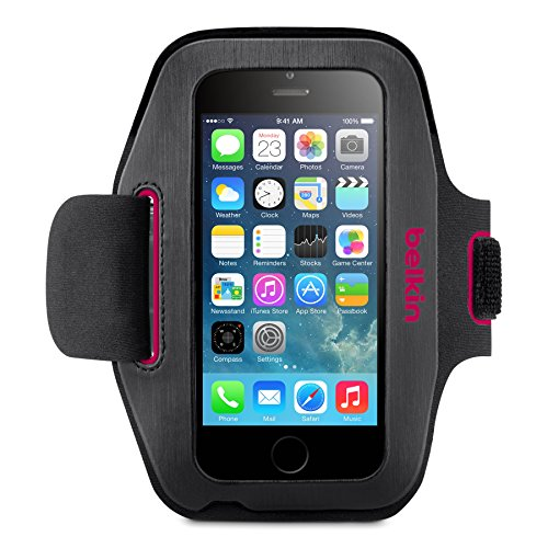 Belkin Sport Fit Armband iPhone Fuchsia