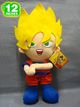 Dragon Ball Z Peluche Son Goku Super Saiyajin 30cm
