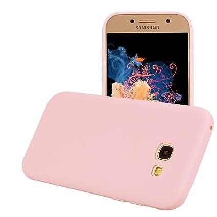 Amazon.com: Samsung Galaxy A7 2017 sm-a720 F Caso, yunbaozi ...