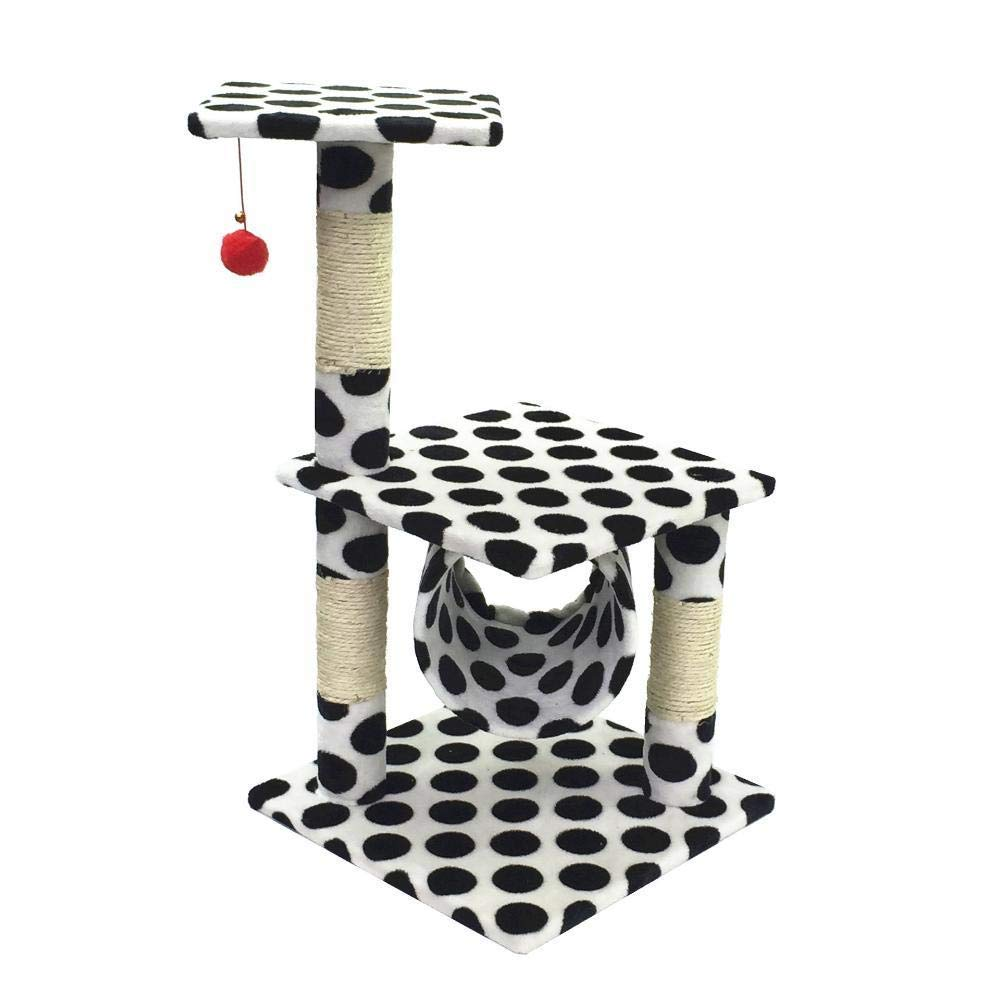 A Cat Furniture Play Towers and Trees Creative Play Towers Trees for Cats (color   A)